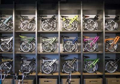 Brompton Shop in Milan